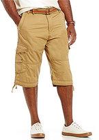 Iron Co. Stylus Lightweight Twill Messenger Cargo Shorts