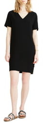 Madewell Side Button Easy Dress