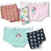 Gap GapKids | Disney Ariel girl shorts (5-pairs)