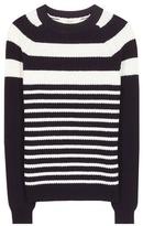 Vanessa Bruno Striped Cotton Sweater