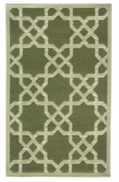 "Bacova Rugs, Cotton Elegance Noventa 19.7"" x 32.8"" Accent Rug"