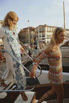 "Jonathan Adler Slim Aarons ""St-Tropez"" Photograph"