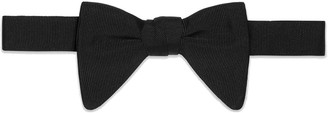 Gucci Kids Silk Bow Tie