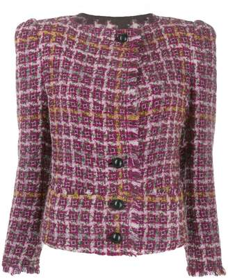 Isabel Marant Corta Tweed blazer