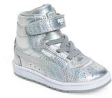 Puma Toddler Girl's Sky Ii Hi Holo Iridescent Sneaker