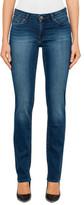 Calvin Klein Mid Rise Straight Leg Jean