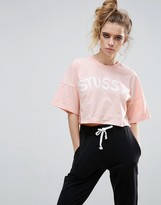 Stussy Brush Stroke T-Shirt