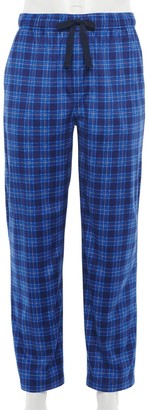 Izod Men's Silky Fleece Sleep Pants