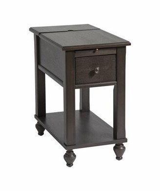 Darby Home Co Montevallo End Table with Storage Darby Home Co
