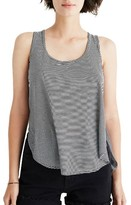 Madewell Women's Levi Crossover Tank