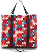 Reinaldo Lourenço - all-over print tote - women - Cotton - One Size