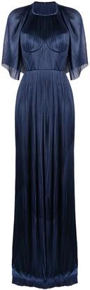 Maria Lucia Hohan Candance silk bustier gown