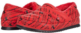 Champion Varsity Reflective (Scarlet/Black) Men's Shoes