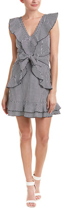 Parker Tie-Waist Shift Dress