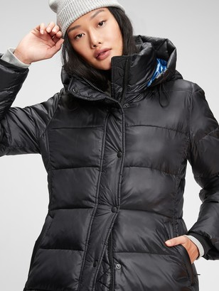 Gap Upcycled Midweight Puffer Coat