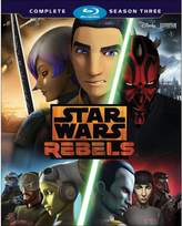 Star Wars Rebels: The Complete Season 3 (Blu-ray)