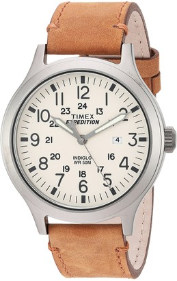 Timex Men's Expedition Scout 43 mm Watch TW4B06500