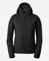 Eddie Bauer Women's Sandstone Shield Hooded Jacket