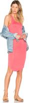 Blq Basiq Racer Tank Dress