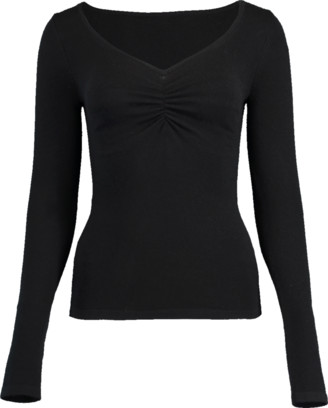 Michael Kors Ruched Top