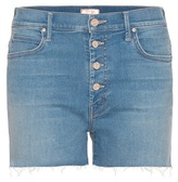 Mother Rascal Pixie Denim Shorts