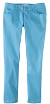 Mossimo Juniors Cropped Denim Pant - Assorted Colors