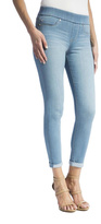 Liverpool Jeans Company Cropped Pull-On Jeans