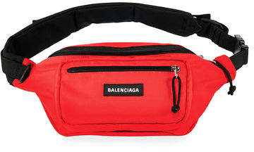 Balenciaga Nylon Belt Bag