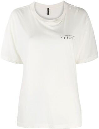 Unravel Project logo T-shirt
