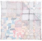 Faliero Sarti striped scarf - women - Modal/Polyester - One Size