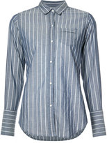 Nili Lotan striped shirt - women - Cotton - S