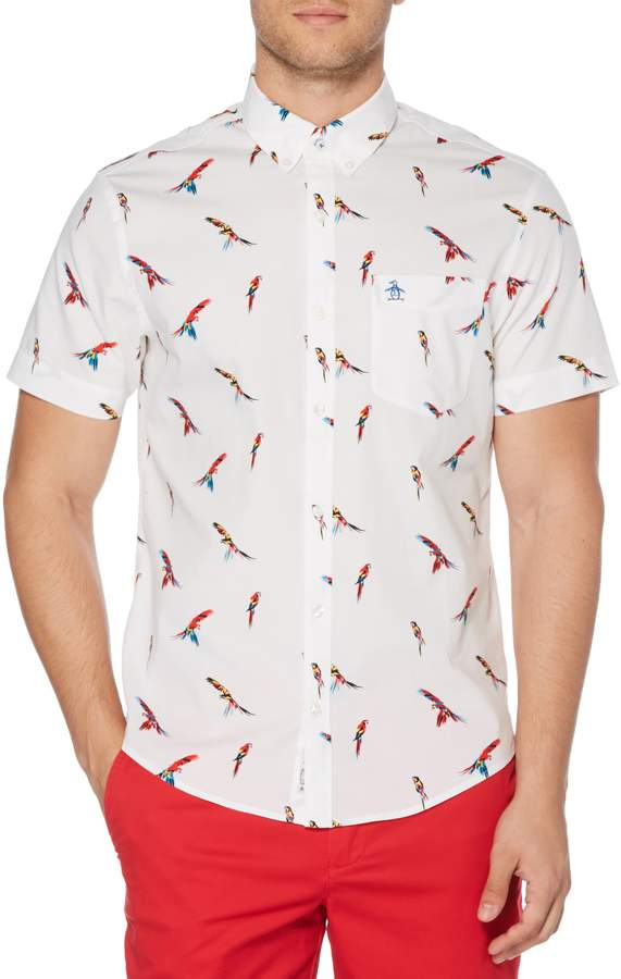 37c960b6 Original Penguin Poplin Men's Shirts - ShopStyle