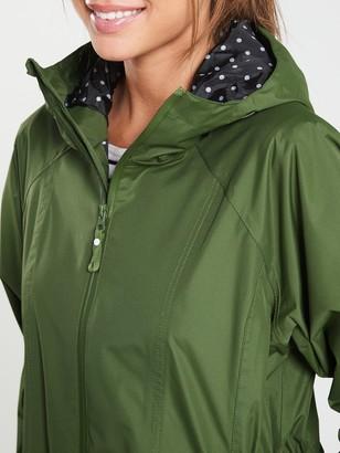 Trespass Daytrip Waterproof Jacket - Moss