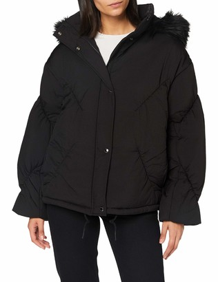 Armani Exchange Women's Blouson Jacket Down Alternative Coat