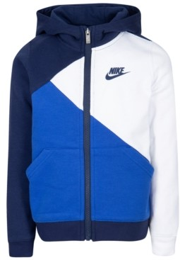 Nike Toddler Boys Colorblocked French Terry Hoodie
