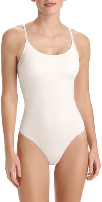Commando Minimalist Camisole Bodysuit with Shelf Bra