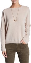 Inhabit Long Sleeve Cashmere Crew Neck Sweater