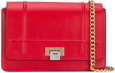 Visone - Lizzy medium shoulder bag - women - Leather/metal - One Size