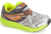 Saucony 'Ride' Sneaker (Baby, Walker & Toddler)