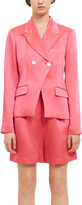 Opening Ceremony Satin Blazer