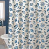 Waverly Low Tide Shower Curtain - Blue