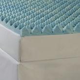 JCPenney Comforpedic from Beautyrest Big Wave 3 Gel Memory Foam Mattress Topper