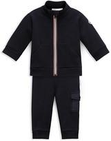 Moncler Infant Boys' Knit Jog Set - Sizes 9-24 Months