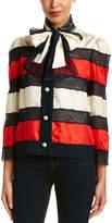 Gucci Silk Jacket