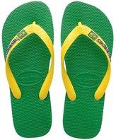 Havaianas Brasil Logo Sandals UK 8