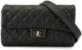 Chanel Pre Owned quilted 2.55 CC belt bag