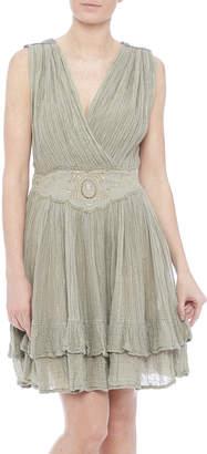 Tu Anh Boutique Goddess Shimmer Dress