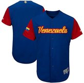 Majestic World Baseball Classic 2017 Venezuela Authentic Jersey MLB