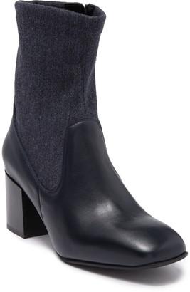Aquatalia Cammie Block Heel Western Boot