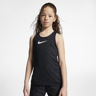 Nike Big Kids' (Girls') Tank Pro